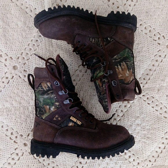 online store size 40 unique design Rocky Shoes | Hunting Boots Waterproof 4221 | Poshmark